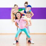 Broadway Stars online weekly dance classes for kids on zoom