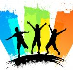 Dance Around online weekly dance classes for kids on zoom