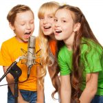 Do Re Mi Musical Theatre startup weekly classes for kids on zoom