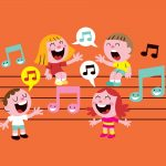 Weekly Sing along fun weekly music class for kids on zoom