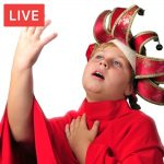 Theatrix Players online weekly acting classes for kids on zoom